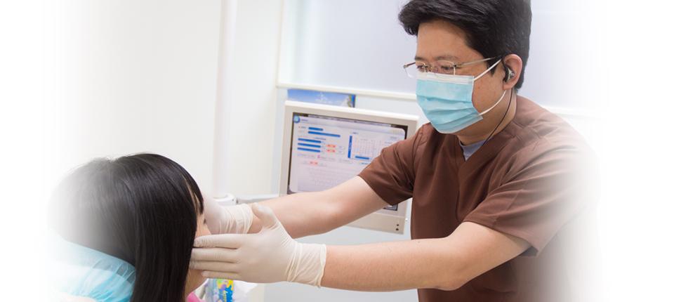顎関節症(咬合治療)