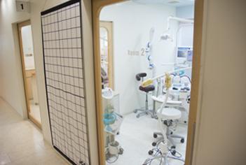 診察室(個室)